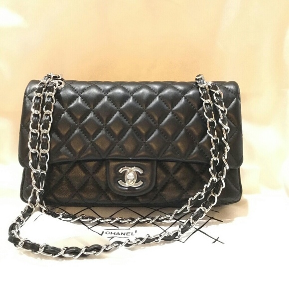 f40228a9609912 Bags | Chanel Classic Lambskin Cross Body Shoulder Bag | Poshmark